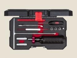 Zestaw montażowy TPMS 12 elem. - wkrętak 1 - 9 Nm Carolus