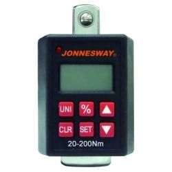 """Adapter dynamometryczny elektroniczny 1/2"""" 20-200Nm Jonnesway"""