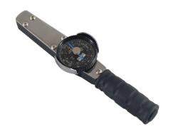 Klucz dynamometryczny zegarowy 1/4&#34  0-9Nm Bahco 7454-9