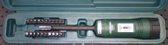 Klucz dynamometryczny - wkrętak 1/4&#34 1-8 Nm Jonnesway
