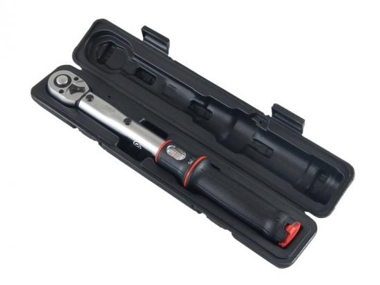 Klucz dynamometryczny 3/8&#34   5-50Nm z okienkiem Force