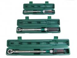 Zestaw 3 kluczy dynamometrycznych 4,5 - 340Nm Jonnesway T27