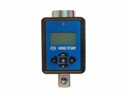 """Cyfrowy adapter dynamometryczny 1/4""""   6-30Nm KING TONY"""