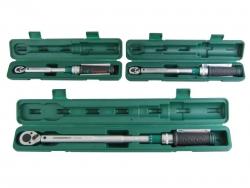 Zestaw 3 kluczy dynamometrycznych 2 - 340Nm Jonnesway T27