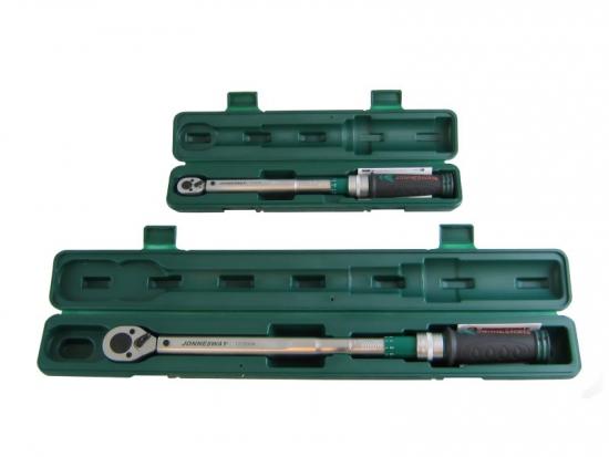 Zestaw 2 kluczy dynamometrycznych 10 - 200Nm Jonnesway T27