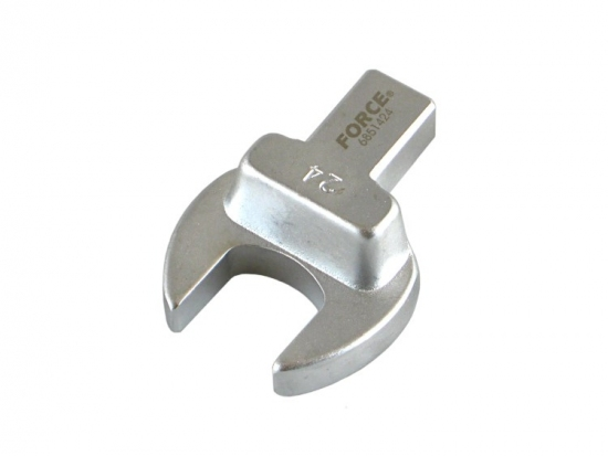 Głowica (końcówka) płaska klucza dynamometrycznego 14x18mm Force